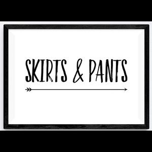 Other - SKIRTS & PANTS